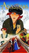 ANIMATED ANASTASIA 20TH CENTURY FOX VHS CLAM SHELL CASE