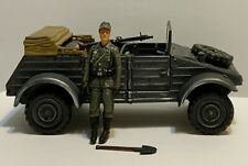 21st Century Toys German Kubelwagen And Driver Ultimate Soldier