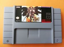 Silva Saga 2 Legend of Light and Darkness snes game english