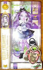 Ever After High KITTY CHESHIRE Doll ORIGINAL RELEASE DEBUT DOLL