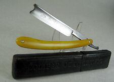 Vintage Eclipse Cutlery Co. Mt. Shasta Straight Razor Etched Blade Box Henckels