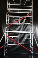 KiezGerüst AS570 Klapp Fahrgerüst Rollrüstung Zimmergerüst Ah 5,70 m erweiterbar