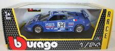 Voitures, camions et fourgons miniatures Burago pour Bugatti