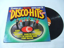 K-Tel's Disco-Hits(20 Original Stars·20 Original Hit) -Disco 33 Giri Compilation