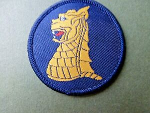 77th Brigade (formerly Security Assistance Group) i n colour