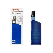Rotring Isograph Ink Bottle 23ml - Blue