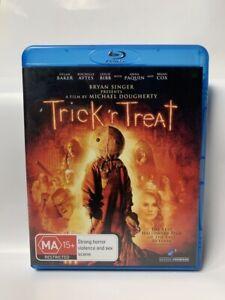 TRICK 'R TREAT rare Warner AU BLU-RAY cult horror anthology movie