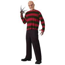 Freddy Krueger Costume Nigthmare on Elm Street Adult Mens Scary Horror Halloween