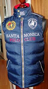 Santa Monica Polo Club Gilet size small