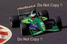 Michael Schumacher Jordan 191 belga Grand Prix 1991 fotografía 2