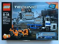 LEGO Technic Container Yard 42062 - New Sealed