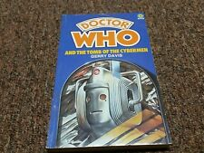 DOCTOR WHO by GERRY DAVIS, THE TOMB OF THE CYBERMEN, ©1984 Printed Great Britian