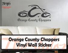 Orange County Choppers Vinyl Wall Sticker