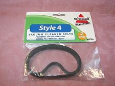 Bissell Style 1 & 4 Belts, 2 pack