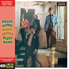 MINI LP CD VYNIL RÉPLICA OBI NEUF SAVOY BROWN BLUES BAND / SHAKE DOWN