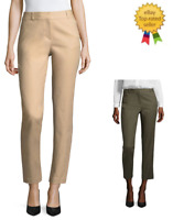 Liz Claiborne Womens Emma Slim Leg Ankle Pants Easy Care size 6 12 16 18 NEW