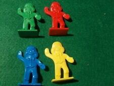 Candyland Candy Land 4 Pawns Movers Tokens Replacement Part Pieces Cake topper W