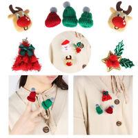 diy art chapeau d'accessoires décoration de noël la peluche bonhomme de neige