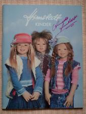 Himstedt Kinder 2007 catalog Autographed plus Undine 2007