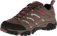 Merrell Women's Moab Waterproof Hiking Boot Boulder/Blush 10.5 M US