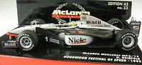MINICHAMPS - F1 McLAREN Mercedes MP 4-13 - N. Heidfeld - EDITION - 1:43 no. 33