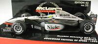 MINICHAMPS - F1 McLAREN Mercedes MP 4-13 - N. Heidfeld - EDITION - 1:43 no. 33