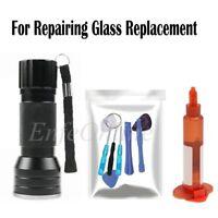 5ML UV (LOCA) Glue Tools Kit UV Light For Repair Broken Phone Glass Replacement