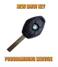 BMW 3 SERIES E46 1998 - 2005 NEW KEY AND PROGRAMMING INCLUDED