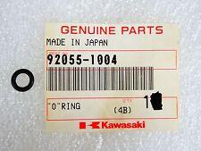 Kawasaki NOS NEW  92055-1004 O Ring EL EN EX KX KZ KAF KLX ZG ZN ZR ZX 1974-2013