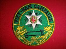 """VIETNAM WAR (1955-1975) CAMPAIGN """"Chien Tranh Viet Nam"""" Patch"""