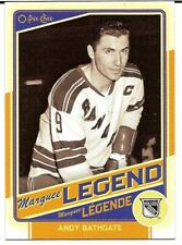 2012-13 OPC O-Pee-Chee Marquee Legend SP Andy Bathgate #534