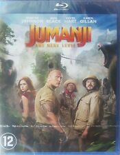 JUMANJI 2 THE NEXT LEVEL  BLU RAY   NEUF SOUS CELLOPHANE