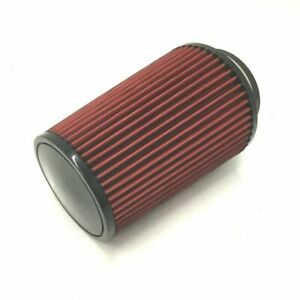 """K&N style pod filter 3"""" x  9"""" long tapered high performance (non genuine)"""