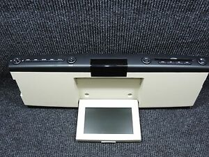2007-2010 Ford Edge TAN REAR Overhead Factory OE DVD Player - GREAT Condition