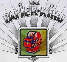 """Das Papierkino 8 große Bastelbogen mit Zubehör + 2 Kurzfilme + 3 """"Leerfilme"""""""