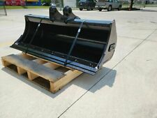 New 48 Ditch Cleaning Bucket For Case Cx37 With Pins