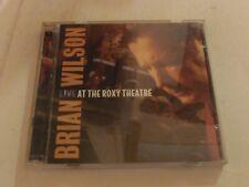 BRIAN WILSON  -  LIVE AT THE ROXY THEATRE [2000]