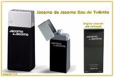Jacomo de Jacomo Eau de Toilette 100 ml - Das ORIGINAL aus Paris