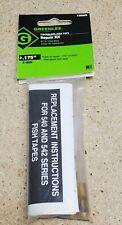 """Greenlee 10565 repair kit for a fiberglass fish tape - .175"""""""