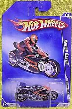 2009 Hot Wheels #154/190 Dream Garage CANYON CARVER Black/Orange Variation w/MC3