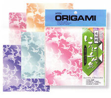 Origami Chiyogami Flying Cranes 6X6 24/Shts