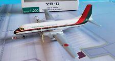 Hogan 1:200 YS-11 Japan Air Airways JA8651 'with stand' Ref: YS21110