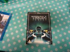 TRON: Legacy DVD (2011) Jeff Bridges, Kosinski *NEW*,free p+p,rare slip sleeve