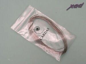 CARDAS QUAD EUTECTIC SOLDER 3m length (Silver, Copper, Tin, Lead, Rosin core)