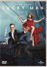 Stan Lee's Lucky Man: Series 2 [DVD]