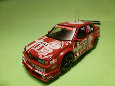 KIT (BUILT) RACING 43 ALFA ROMEO 155 - DTM 1993 LARINI  No 8 1:43 - RARE SELTEN