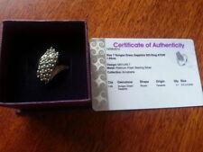 Gems TV Sapphire Sterling Silver Fine Jewellery