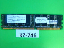 Qimonda hys64d32300gu-5-b 256MB Memoria RAM DDR NO-ECC pc-3200' #kz-746