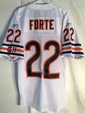 Reebok Premier NFL Jersey Bears Matt Forte White sz S
