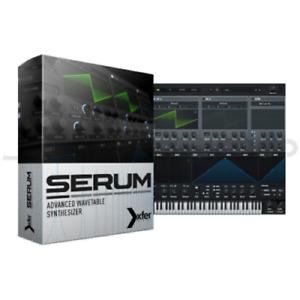 Serum 1.2.7 VST FULL VERSION LIFETIME license key